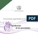 Planificacion de Los Aprendizajes- MINEDUC(1)