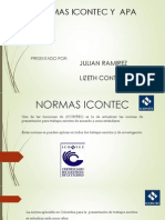 Presentacion NORMAS ICONTEC