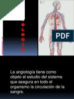 Presentacion de Angiologia
