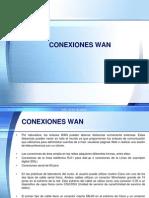 Conexiones WAN
