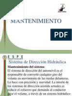 Columna de Direccion