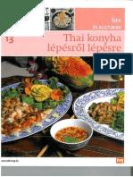 Ízek és kultúrák 13 - Thai konyha