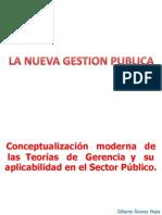 La Nueva Gestion Publica