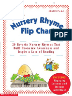 Nursery Rhymes Flip Chart