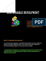 Sustainable Development by Shasikant Majagi
