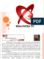 Realitatea TV.