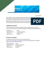 Cdarchitect52 Manual