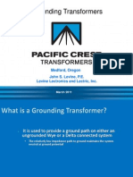 IEEE-Grounding-Transformers.ppt