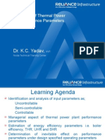 Management of Thermal PPPP