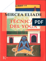 Eliade Mircea - Tecnicas Del Yoga