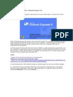 Configurando e Usando o Outlook Express 6