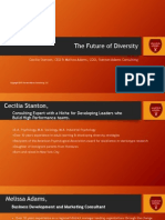 The Future of Diversity