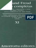 1Freud[Vol11](pp.000)[de'vii'a'ix']Índice-reducido