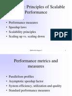 Performance&Scalability Ch3