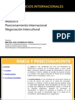 Negocios Internacionales. Modulo 6.JLM