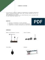 Laboratorio II - Fisica I