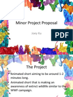 Minor Project Proposal