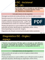 INFECÇÃO DO SÍTIO CIRÚRGICO-aula3