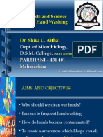 Facts and Science behind Handwashing by Aithal Shiva