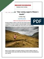 RIF REV Article Running for Women's Health