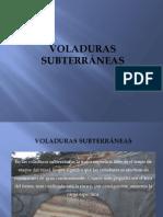 VOLADURAS PROYRCTOS