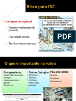 INFECÇÃO DO SÍTIO CIRÚRGICO-aula2