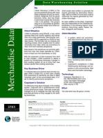DW CaseStudy Merchandise Datamart