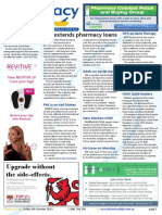 Pharmacy Daily for Fri 04 Oct 2013 - API extends pharmacy loans, DFAT urged on drug pact, New NSW Guild leaders, ASMI on social media and much more