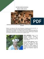 Cultura Karaja Na Escola-folder