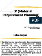 AULA MRP - Material Requirement Planning Ok 2