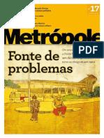 metrópole- jornal fonte de problemas