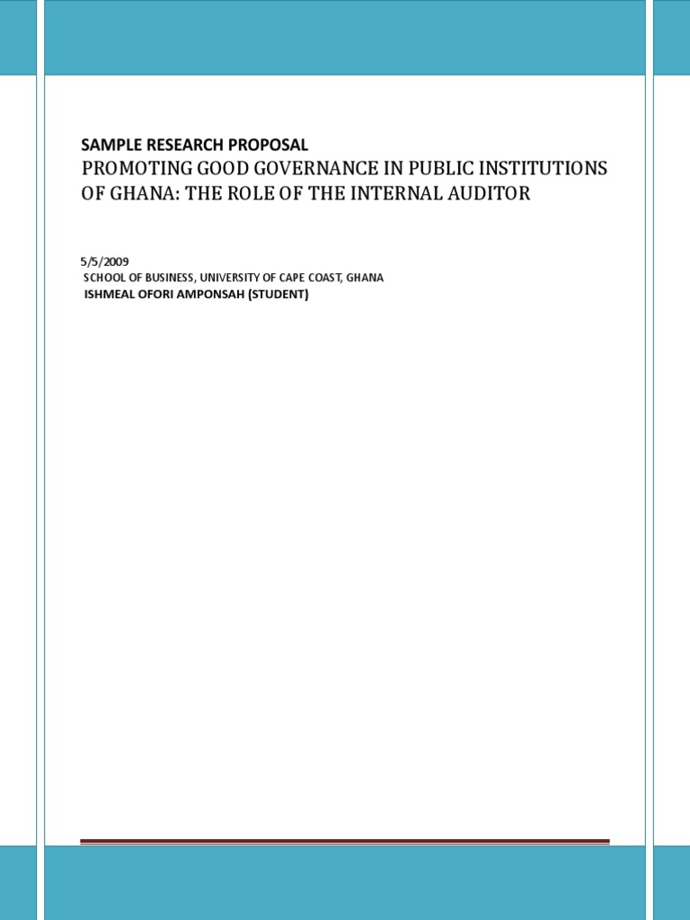 the role of internal auditing in promoting good governance in public sector Intosai guidance for good governance issai 100 – fundamental principles of public sector public sector auditing and its elements and.
