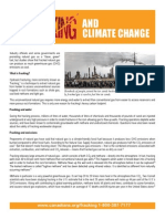Fracking Climate Change