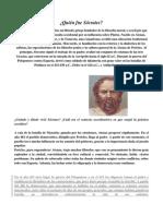 Socrates y La Etica