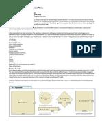 Screen Press Plans