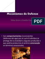 Mecanismos Defensa