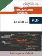 Curso Actualizacion Digital - La Web 2.0