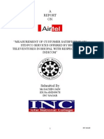 Report on Airtel