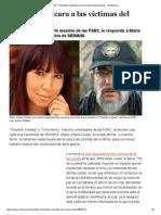 FARC Timochenko responde a María Jimena Duzán, Nación - Semana