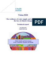 Vision 2030 Technical Report