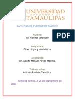 Capacitación sobre planificación familiar a mujeres con riesgo preconcepcional