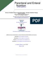 Stress Oxidativo Na Pancreatite 2012