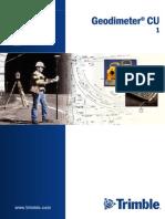 GDM CU Manual de Software 571702006 Parte1 Ver0300 SPA