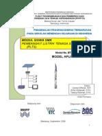 Pembuatan Model Aplikasi Photovoltaic