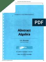 hunger ford solution manual ring mathematics module mathematics rh scribd com Abstract Algebra Problems Abstract Algebra PDF