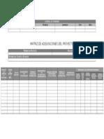 FORM01_Matriz de Adquisiciones