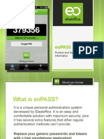 EoPASS an Innovative Authentication With Smartphone - English