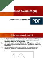 5.Caudales II