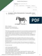 quagga_zebra Roteamento Avançado Linux