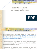 disinvestment-110505114153-phpapp01